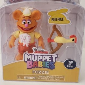 Muppet Babies Fozzie & Bow and Arrow